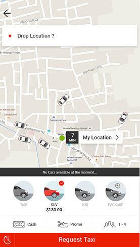 Uber Clone software
