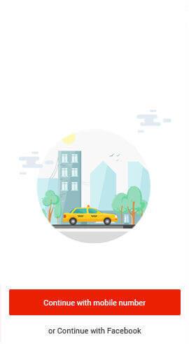 uber clone taxi app